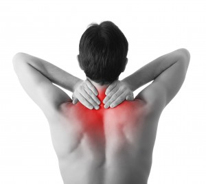 neck and shoulder pain 300x268 Holiday Stress Buster   Neck and Shoulder Pain