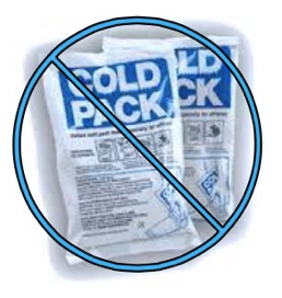 Pardigm Shifts of Not Using Ice or a Cold Pack