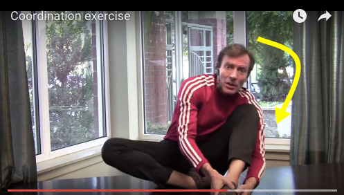 Somatics Coordination Exercise - The Other Side