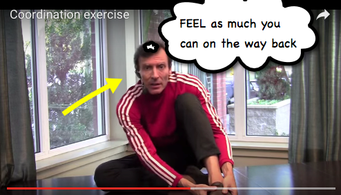 Somatics Exercise - FEEL as Much as You Can
