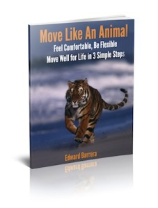 Move Like an Animal Book