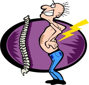 Spine Jolt Stretch Reflex Can Turn On