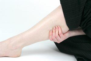 Calf cramp or pain